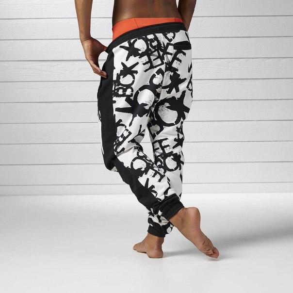 Спортивные брюки Dance Printed