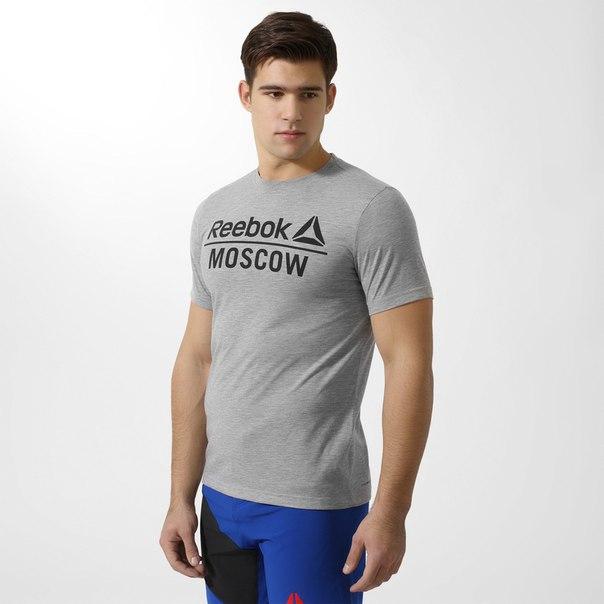 Футболка Moscow Speedwick