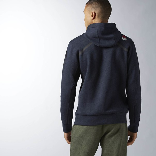 Худи Reebok CrossFit Fleece