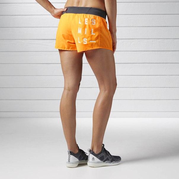 Спортивные шорты LES MILLS™ Woven