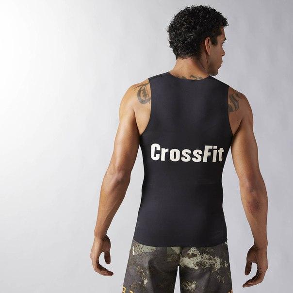 Рашгард Reebok CrossFit