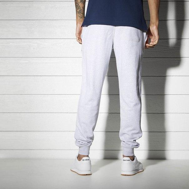 Спортивные брюки French Terry Tipped