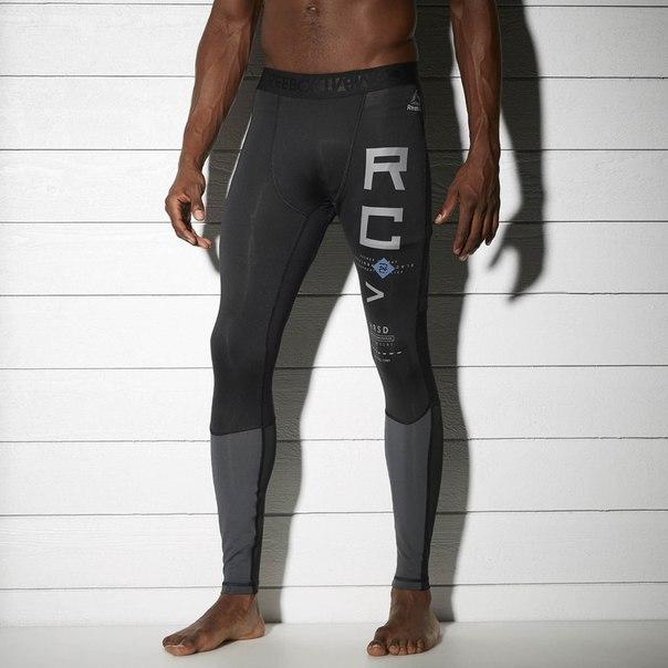 Компрессионные брюки Reebok Combat