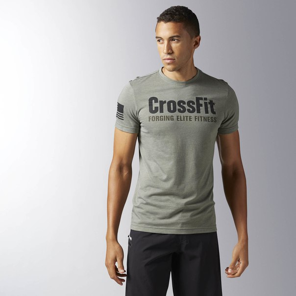 Спортивная футболка Reebok CrossFit Forging Elite Fitness
