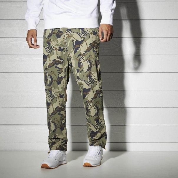 Спортивные брюки Camouflage