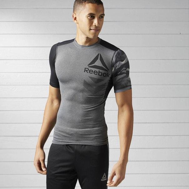 Компрессионная футболка ACTIVCHILL