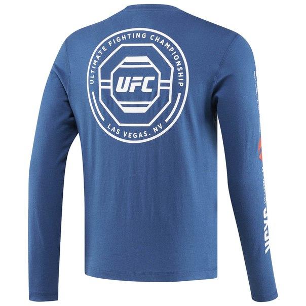 Футболка с длинным рукавом UFC Ultimate Fan