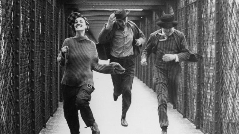 Жюль и Джим Jules et Jim Франсуа Трюффо Francois Truffaut 1962 Франция драма мелодрама