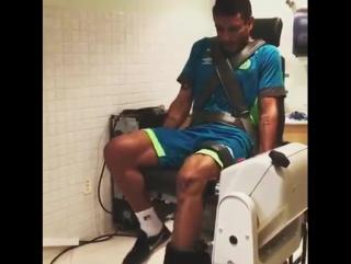 Игрок Шапенкоэнсе восстанавливается после травмы