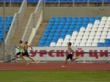 К.Лямин 400 м.-46.7 Чернышов А  2 -ой  Р.Толмачев-3-ий