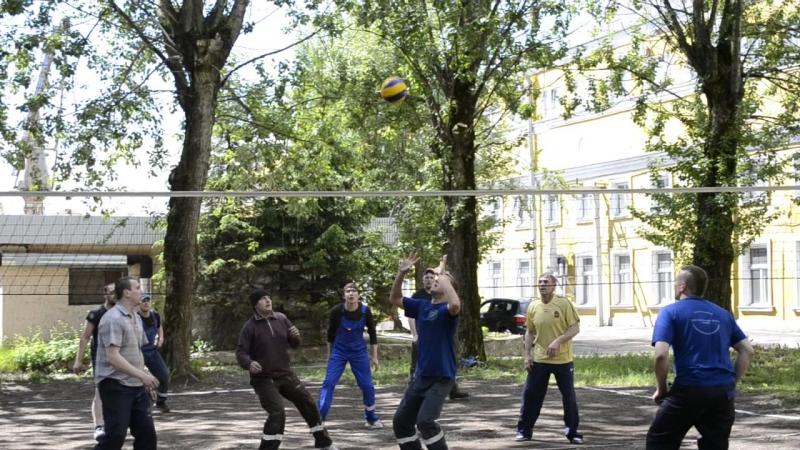волейбол ч.4
