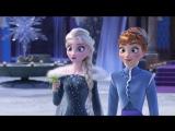 Холодное сердце Рождество с Олафом  Olafs Frozen Adventure.Украинский трейлер (2017) 1080p