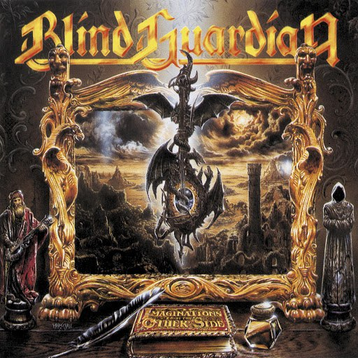 Blind Guardian альбом Imaginations from the Other Side (Remastered 2007)