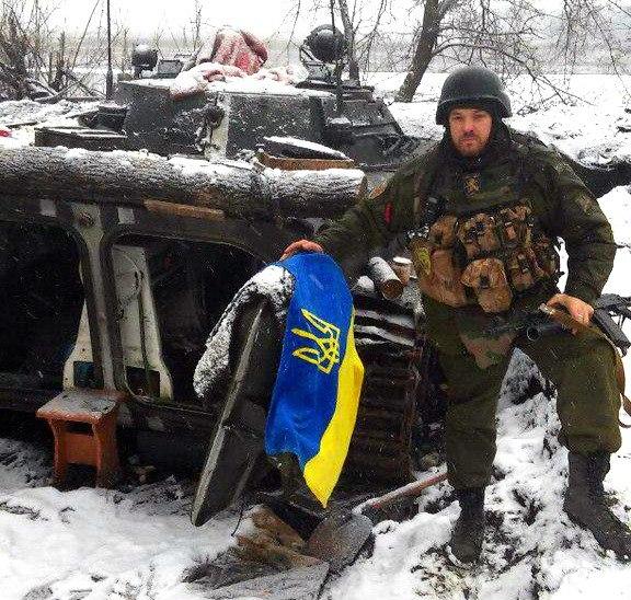 Ополченцы с высотки «Дерзкая» схлестнулись в бою с танками и БМП противника