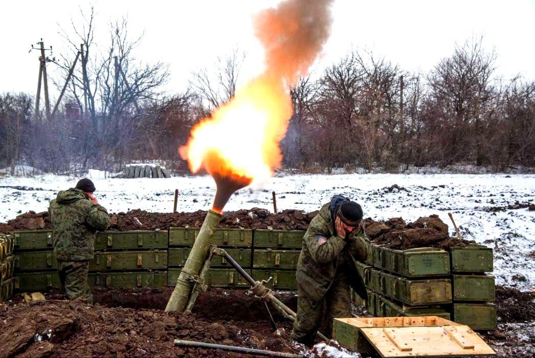 Киев стянул минометную группу из 200 бойцов для финальной зачистки Авдеевки