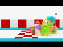 Развивающие мультфильмы для самых маленьких - Катакун - Интернет - Мультики про машинки