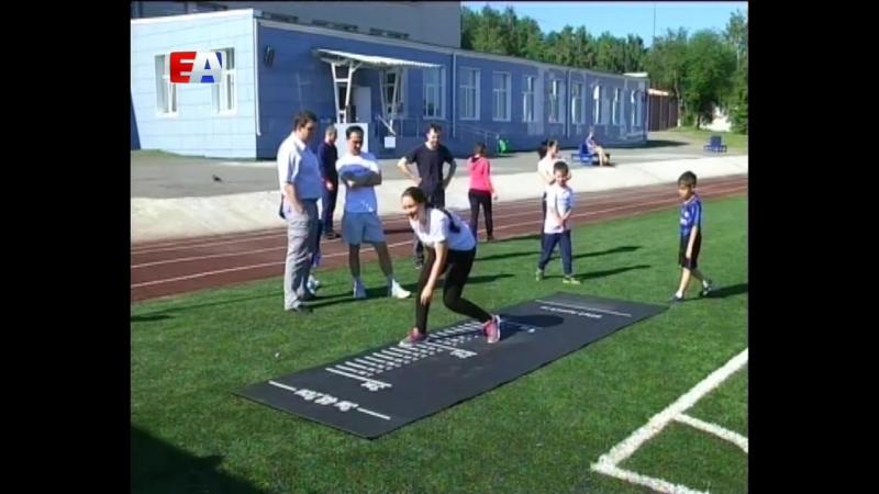 Cамые спортивные семьи Первоуральска трудятся на Новотрубном заводе