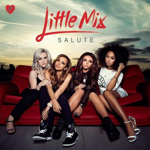Little Mix альбом Salute