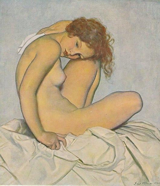 Чешский художник František Hofman (1891 – 1969)