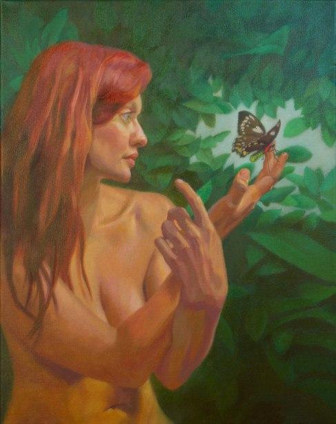 Американский художник Mike Brewer