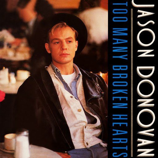 Jason Donovan альбом Too Many Broken Hearts (Remix)