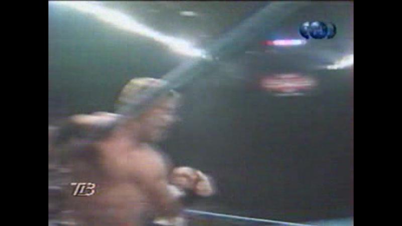 Титаны реслинга на ТНТ и СТС WCW Nitro December 11 2000