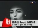 MASTERS AT WORK FEATURING INDIA - I CAN'T GET NO SLEEP \ 1993