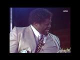 B.B. King Blues Band at Moldejazz, 24.08.1985