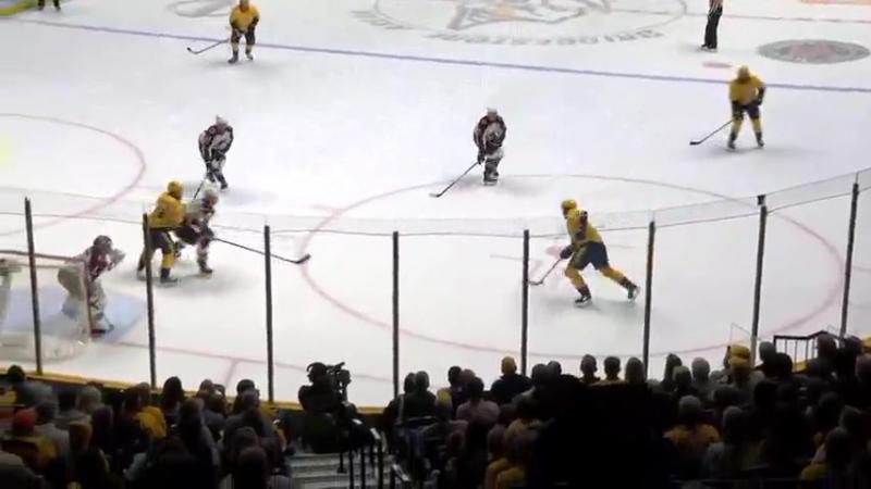 Колорадо – Нэшвилл. Обзор матча (Хоккей. НХЛ) 18 октября 2017