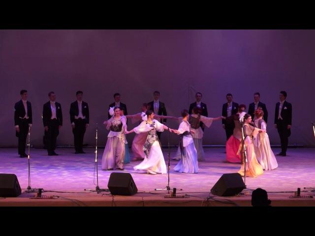 Сумісний концерт колективів із Польші та КПІ