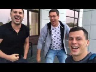 Барзиков, Пынзарь, Чуев в передаче ТАКСИ