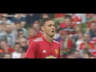 Nemanja Matic (Debut) vs Sampdoria 02/08/2017