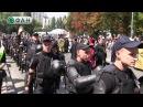 Крестный ход в Киеве прошел под крики националистов: Москали, покайтесь!