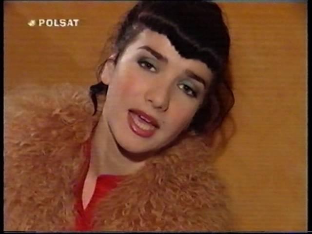 Natalia Oreiro w Polsce 2000