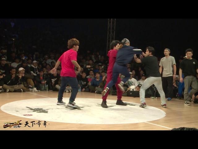 Mental Fusion vs Body Carnival | Final | Crew Battle | Hustle Freeze Vol.12
