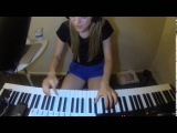 Whisper Not piano improvisation + transcribed Keith Jarrett piano solo