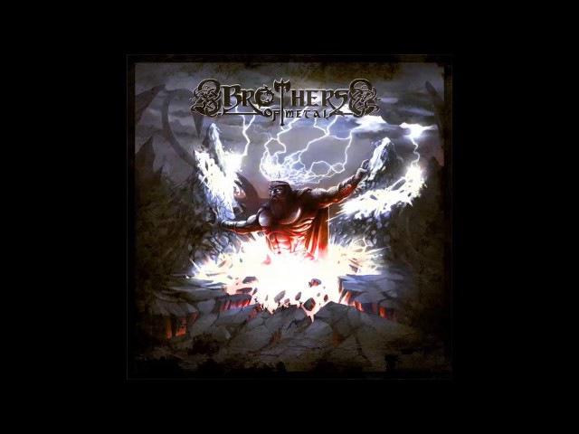 Brothers of Metal Prophecy of Ragnarök Full Album 2017