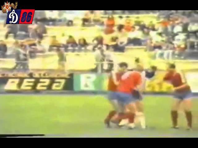 116 Кубка СССР 19881989 Гурия Ланхути-Динамо Киев 2-1 116 - USSR Cup 8889 Guria-Dynamo Kiev 2-1