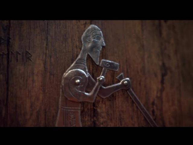 God of War (2018) - легенда о Тамуре и Торе озвучка VHS
