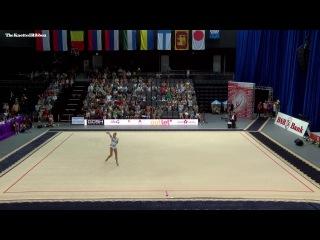 Aleksandra Soldatova clubs AA 2017 Minsk World Challenge