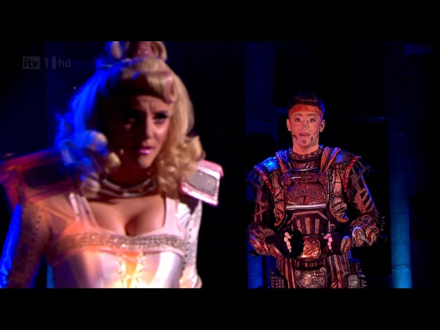 Starlight Express - I do (Amanda Coutts and Chris Harding) written by A. Lloyd Webber