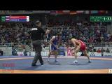 Ярыгин-2017  61 кг.  Жамалов Разамбек - Гойгереев Бекхан