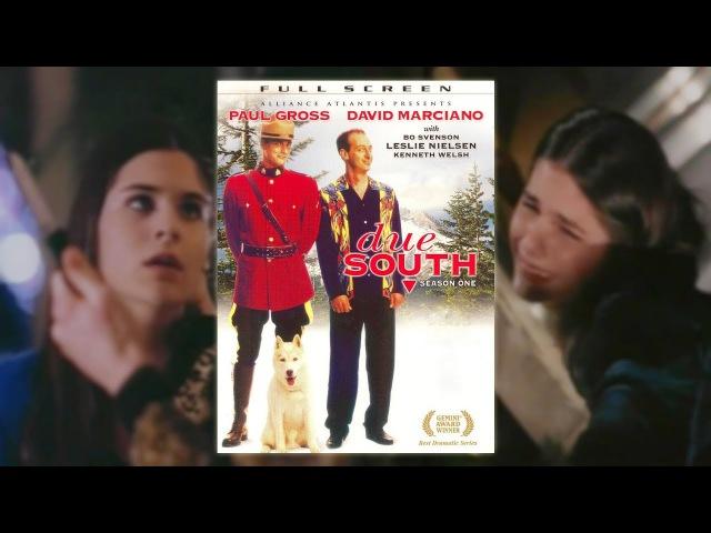 Строго на юг (1х8): Чикагские каникулы. Часть 2. Драма, Комедия, Криминал, Приключения