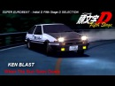 Initial D 5th Stage - When The Sun Goes Down