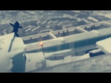 прыжок студента самоубийцы 18 лет с крыши башни Око 85 этажей