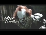 Milk and Cookies Pennywise