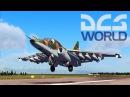 DCS World - Грачи прилетели. Летаю в первый раз! Как разбить самолет за 5 минут. Лучший ...