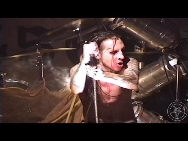 Marilyn Manson - 11 - Organ Grinder (Live At San Francisco 1995) HD