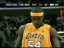 Kwame Brown's Best Scoring Game As A Laker! (22.03.2006)
