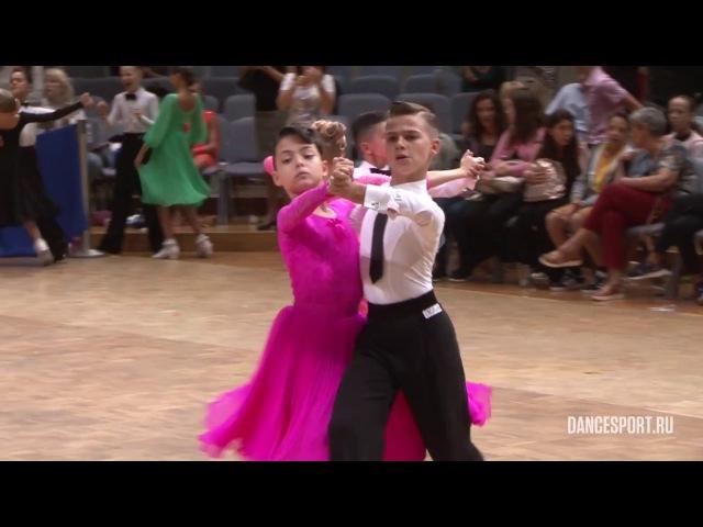 Maxim Tereshin Uliana Zelikovskaya RUS Final Tango